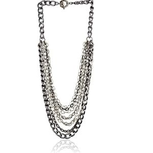 TED ROSSI Statement necklace